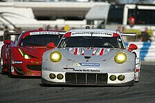 USCC - Prestigerennen im Sonnenscheinstaat: Porsche in Sebring: Verteidigung der Punktef�hrung