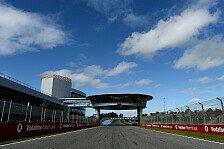 Formel 1 - Bilder: Jerez - Montag