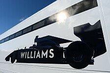 Formel 1 - Endlich Licht am Ende des Tunnels: Williams zufrieden: Zuverl�ssigkeit gesteigert