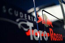 Formel 1 - Decke fiel herunter: Toro Rosso-Fabrik: Zwei Bauarbeiter verletzt