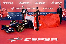 Formel 1 - Bilder: Pr�sentation Toro Rosso STR9