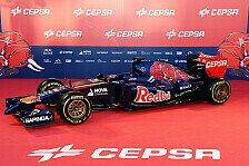 Formel 1 - Kleiner Bulle mit Riesen-Nase: STR9: So sieht Toro Rossos Turbo-Auto aus