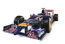 Formel 1 - Abspeckkur begann beim STR8: Der STR9 - zu etwa 98 Prozent ein neues Auto