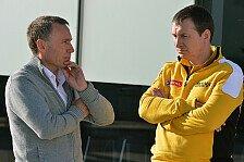Formel 1 - Fehlerstellen zumindest bekannt: Rob White: Renault vor Herkules-Aufgabe