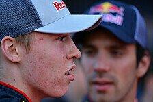 Formel 1 - Habe gelernt, Herausforderungen zu genie�en: Kvyat: Der STR9 ist kein Top-Model