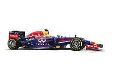 Formel 1 - Jubil�umsbolide = Weltmeisterauto?: Red Bull enth�llt den RB10