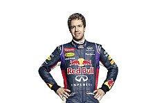 Formel 1 - Bilder: Red Bull - Fahrer & Helme