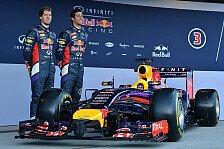 Formel 1 - Bilder: Pr�sentation Red Bull RB10