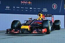 Formel 1 - Vormittag verloren: Red Bull f�hrt nicht: Teil falsch eingebaut