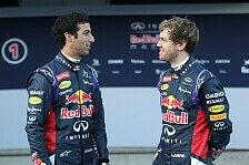 Formel 1 - 50:50 im Qualifying: Webber: Ricciardo bereitet Vettel harte Zeit