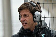 Formel 1 - In ein paar Monaten wird keiner mehr dar�ber reden: Wolff �ber das neue Reglement