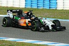 Formel 1 - Ungeliebte Nase: Juncadella: Mercedes klingt besser als Ferrari