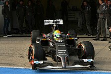 Formel 1 - Anderer Sound, andere Power: Gutierrez: Auto f�hlt sich anders an