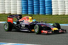 Formel 1 - Die erste Ausfahrt: Jerez - Tag 1 im Live-Ticker