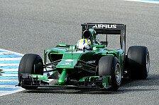 Formel 1 - Maldonado etwas verr�ckt: Ericsson: Die Gegner immer im Auge