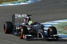 Formel 1 - Viel zu lernen: Gutierrez f�hlt sich an die GP3 erinnert