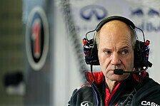 Formel 1 - Probleme lieber privat gel�st: Hitzschlag bei Red Bull