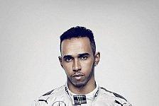 Formel 1 - Bilder: Mercedes - Fahrer & Helme