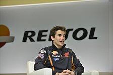 MotoGP - Ich muss geduldig sein: Marc Marquez
