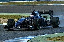 Formel 1 - Der Blaue bekommt Farbe: Williams zieht dicken Sponsor an Land