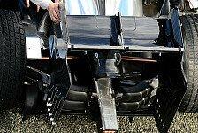 Formel 1 - Daten stimmen zuversichtlich: McLaren h�lt an Aufh�ngung fest