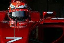 Formel 1 - Alonso nicht mehr Ferraris Goldjunge: Villeneuve tippt 2014 auf R�ikk�nen