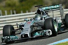 Formel 1 - Hamilton darf nicht frustriert sein: Brawn: Saisonstart wird ein Gemetzel