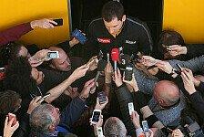 Formel 1 - Probleme zu 90 Prozent gel�st: Renault gibt zu: Liegen zur�ck