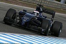 Formel 1 - Finanzielles Lebenselixier : Die Uhr tickt: N�chster Sponsor f�r Williams