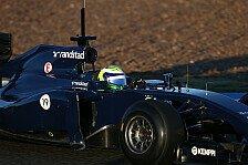 Formel 1 - Fortsetzung einer langen Partnerschaft: Petrobras und Williams feiern Reunion