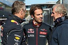 Formel 1 - B�se �berraschung: Vergne: Es war gut, nicht zu Red Bull zu gehen