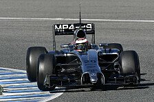 Formel 1 - Bilderserie: Jerez, Tag 3: Alle Teams, alle Infos