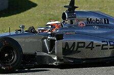 Formel 1 - Rot dominierte wieder: Jerez III: RBR flucht, McLaren erneut on top
