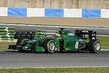 Formel 1 - Eintagsfliege Ericsson : Bahrain-Test: N�chste Chance f�r Frijns