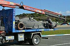 Formel 1 - Lotus-Quatsch und #SuperSutil: Testfahren in Jerez: Die Tops & Flops