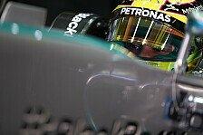 Formel 1 - Zuverl�ssigkeit als Pluspunkt: Mercedes mit fliegendem Start