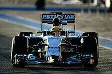 Formel 1 - Im Fokus: Die Frontpartie: Technik-Trends in Jerez -Teil 1