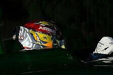 Formel 1 - Robin Frijns: Früher war alles besser