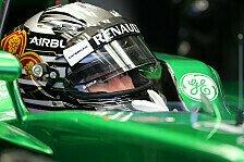 Formel 1 - Neue Herausforderung mit Erfahrung: Kobayashis neue Lehrmeister-Rolle