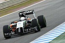 Formel 1 - Konnte nicht viel h�ren: Daniel Juncadella: Was f�r ein neuer Sound?