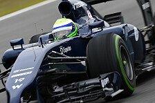 Formel 1 - RB10 bleibt Testentt�uschung: Jerez IV: Massa-Bestzeit & Mercedes-Konstanz