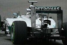 Formel 1 - Mehr Fahrbetrieb erwartet: Winterreifen auch in Bahrain im Einsatz