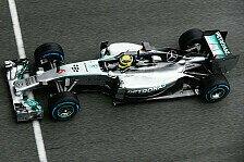 Formel 1 - Es wird kein Spaziergang werden: Haug glaubt an Mercedes-Titel