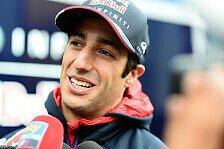 Formel 1 - Video: Die Piloten freuen sich auf Australien