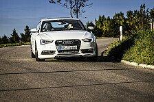 Auto - Action aus dem Allg�u: ABT sorgt f�r 290 PS bei Audi A4, A5 und Q5