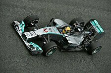 Formel 1 - Mercedes on Top, Red Bull strauchelt: �bersicht: So flei�ig waren die Teams in Jerez