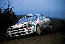 WRC - Warten auf neues Reglement: Toyota-Einstieg vermutlich 2017