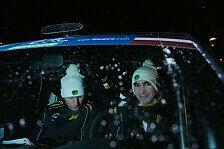 ADAC Opel Rallye Cup - Opel ADAM R2 mit gro�en Potenzial: Gemischte Gef�hle im ADAC Opel Rallye Junior Team