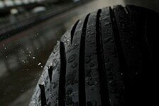 MotoGP - Kein anderer Reifentyp bei Maschinenwechsel n�tig: Reglement�nderung bei Nass-Rennen