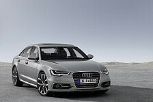 Auto - A4, A5 und A6 mit imponierender Effizienz: Die neuen ultra-Modelle von Audi